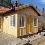 Renovering i Harka